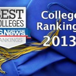 Deciding on a College?  Top Ranking Colleges for 2013 released!