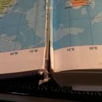 broken book binding