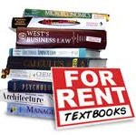 Textbook Rentals from best online college textbook rental web sites