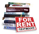 Textbook Rentals from best online college textbook rental web sites