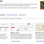 Enhance your college student experience with Google Services
