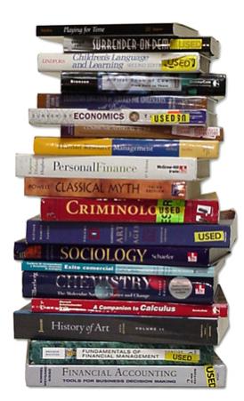 College Textbook Comparison