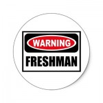 Common Freshman Mistakes