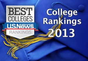 Best Colleges 2013